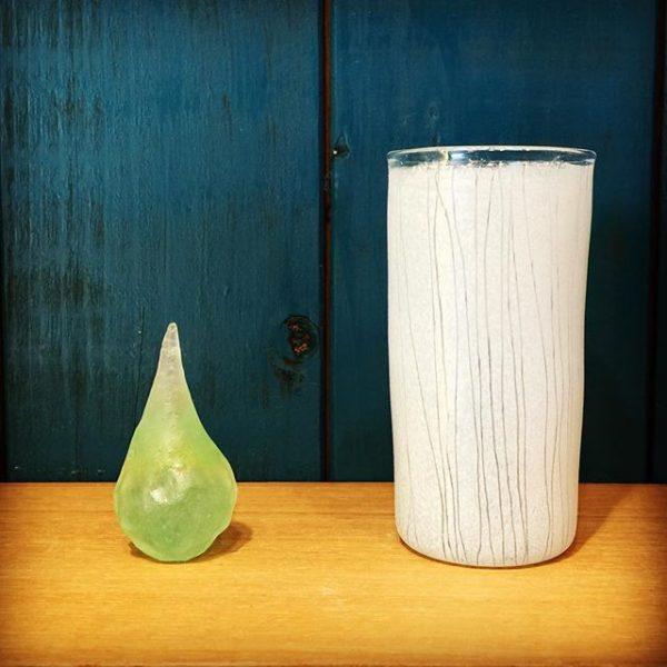COCOCOでのお取り扱い作家さんが増えました(^ ^)亜sian.hの津波古亜希さんです。南城市玉城のガラス作家さんです。以前も少しお取り扱いしておりましたが。久しぶりに再入荷です。以前にも増して魅力的な作品をつくられていますので楽しみです(^ ^) #ガラス#津波古亜希 #アトリエショップCOCOCO#コココ#COCOCO#紅型陶器#陶器 #陶芸#沖縄